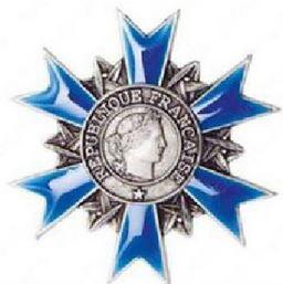 Médaille ONM